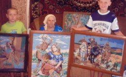 Шедеври бабусі Катерини